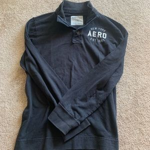 Aeropostale Long Sleeve with Collar